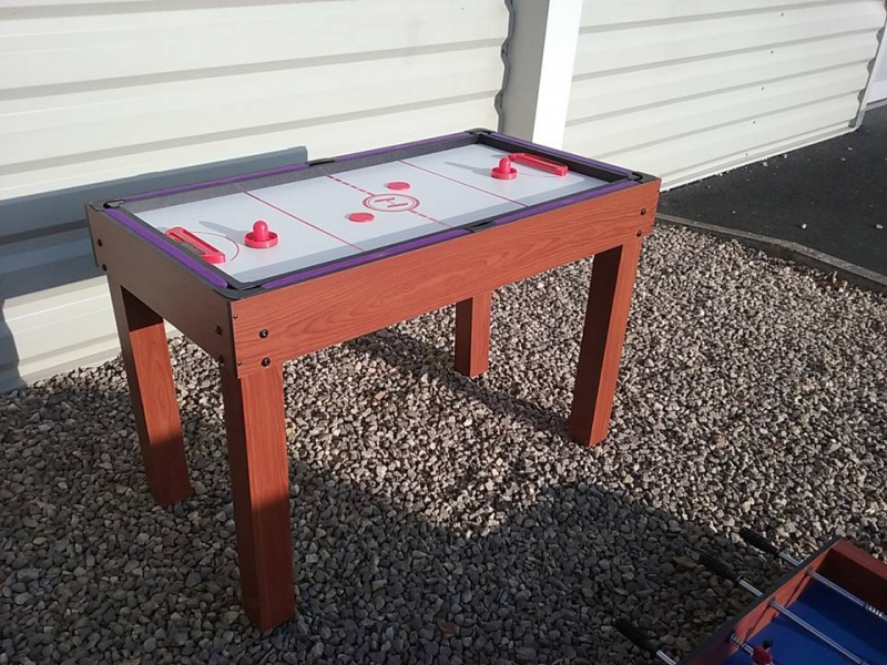 Table de jeux 4 en 1 intersport neuve actualit s for Table 4 en 1 intersport